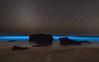 Big Sur Bioluminescence (decompreSEAN) Tags: bigsur bioluminescence ocean sand longexposure shootingstar phenomenon