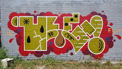 Ute... (colourourcity) Tags: streetart streetartaustralia streetartnow graffiti melbourne burncity colourorucity burner letters awesome ute og og23 fly flies