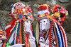 Val d'Aosta - Carnevali della Coumba Freida: Allein, Arlecchine (mariagraziaschiapparelli) Tags: allein carnevale carnevaledellacoumbafreida carnevalediallein carnevalediallein2018 valdaosta valledelgransanbernardo landzettes allegrisinasceosidiventa