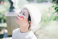 (eripope) Tags: women beauty canon asian 5dmark3 yobi poraloid