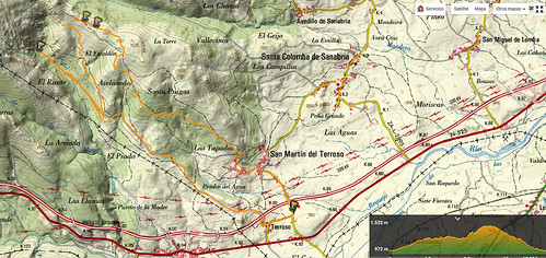 Senderismo por Cascadas Aguas Cemidas Zamora Fotografía David Lazo Alonso (15)