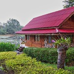 Bungalow by the lake at River Kwai Park & Resort in Kanchanaburi, Thailand thumbnail