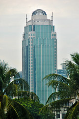 Menara Batavia (Everyone Sinks Starco (using album)) Tags: jakarta building gedung architecture arsitektur office kantor