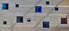 reflecting windows on a white wall (Brian Kermath (e.h.designs)) Tags: windows window reflections reflection brickwall building architecture reflectingwindows whitewall patterns pattern nashvilletennessee downtownnashville nashville tennessee