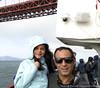 Happy Family at Golden Gate Bridge in San Francisco, California (Performance Impressions LLC) Tags: goldengatebridge suspensionbridge family happy smiling trip tourists sanfranciscobay sanfrancisco bayarea california travel vacation vau1295532 16005660082 unitedstates usa