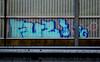 graffiti amsterdam (wojofoto) Tags: amsterdam graffiti nederland netherland holland snelweg highway boarding throws throwups throw wojofoto wolfgangjosten fuz