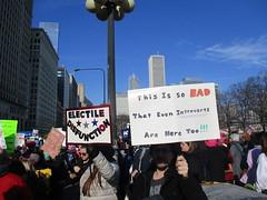 IMG_4109 (Strannik45) Tags: chicago chicagoloop womensmarch chicagowomensmarch protests protest prochoice chicagoprotests leftwingprotest leftwingprotests activism democrats elections