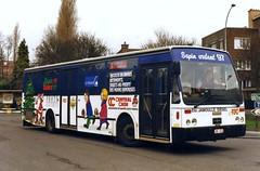 5 455 SAPIN ARDENT (brossel 8260) Tags: belgique bus tec liege