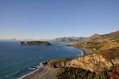 Praia a mare  (cosenza) (Giovanni Pandolfi) Tags: calabria praiaamare mare blu spiaggia vacanze turismo cosenza