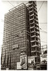 "San Babila - Cantiere della ""Torre San Babila"", Snia Viscosa, aprile 1936 C (Milàn l'era inscì) Tags: urbanfile milanl'erainscì milano milan oldpicture milanosparita vecchiefoto sanbabila"