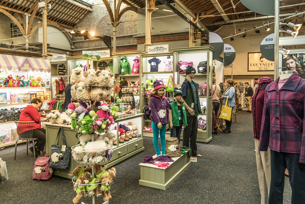 SHOWCASE IRELAND AT THE RDS IN DUBLIN [Sunday Jan. 21 to Wednesday Jan. 24]-135966
