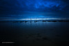 Blue hour (hyeronimousse) Tags: blue hour heure bleu bassin arcachon bay sud ouest aquitaine gironde cap ferret lherbe plage beach huitre ostrea ostreiculture table algues nuages cloud sand sable nuit night coucher de soleil ciel sky sunset nikon d7100 tokina 1116 f28 ocean atlantique hiver winter eau water waterscape seascape paysage long exposure nd4 neutral density filtre filter pose longue photography photographie dslr digital light lumière aquitainefranceplagemeroceanpiquetrochercapferretsudouestposelongueneutraldensityndfilternikond7100 maréebasse low tide france key mer marine marin monochrome couleur color