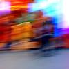 m&m's store window, leicester square, london... (bonnevillekid) Tags: icm blur night intentionalcameramovement