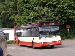 TM Travel 931 Matlock (Guy Arab UF) Tags: tm travel 931 r931rau dennis dart slf plaxton pointer bus matlock derbyshire trent barton wellglade buses wellgladegroup
