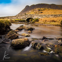 Wastwater, Lake District UK (Toby Tomlins Photography) Tags: bridge water river stream rocks road lake district lakedistrict mountains mountain