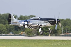 Quick Silver (Eric S Olsen) Tags: p51d mustang aviation aircraft airshow airventure airplane fighter oshkosh n51hy