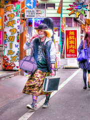 Tokyo=665 (tiokliaw) Tags: addon blinkagain creations digital explore fantastic greatshot highquality inyoureyes joyride outdoor people recreaction supershot travelling wonderful