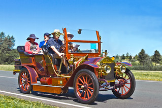 Wolseley-Siddeley 14/20HP Tourer 1908 (4013)