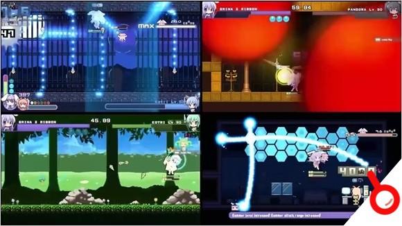 2D橫軸彈幕遊戲《Rabi-Ribi》將上架Switch