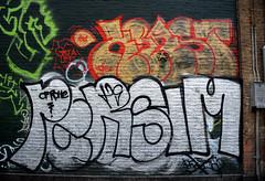 graffiti amsterdam (wojofoto) Tags: amsterdam nederland holland netherland graffiti streetart wojofoto wolfgangjosten krast persim albertcuypstraat throws throwups throwup