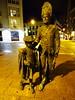 Burgos Escultura en bronce un tetín y un danzante escultor Teodoro Ruiz (Rafael Gomez - http://micamara.es) Tags: burgos escultura en bronce un tetín y danzante escultor teodoro antonio ruiz la calle moderna contemporanea metal hierro arte urbano cotidiano homenaje
