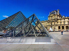The Louvre, Paris, France (davidgutierrez.co.uk) Tags: architecture city photography davidgutierrezphotography art urban londonphotographer color paris people nikond810 nikon travel photographer night france blue buildings 巴黎 パリ 파리 париж parís parigi colors colours colour europe beautiful cityscape davidgutierrez capital structure tour tower d810 street arts ultrawideangle afsnikkor1424mmf28ged 1424mm streets road building contemporary modern metropolitan glassandsteel thelouvrepalace thelouvre palace louvre royalpalace seine artgallery artmuseum attraction icon worldicon landmark love london pyramid museum gallery muséedulouvre
