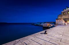 3 (fabiocalandra) Tags: sicilia sicily italia italy landscape seascape paesaggio mare sea sunset sunrise tramonto sky cloud long exposure