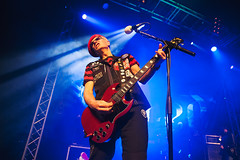 The Damned @ O2 Academy 1 (preynolds) Tags: gig concert livemusic dof canon5dmarkii mark2 raw tamron2470mm guitar guitarist captainsensible birmingham stage stagelights punk rock alternative music musician counteractmagazine noflash