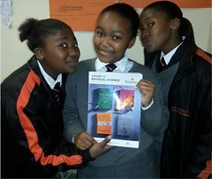 Learners with textbook (Siyavula Education) Tags: textbooks southafrica siyavula edtech mlearning maths science school education africa oer mobilelearning