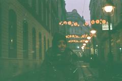 Jelena (Stefan Milicevic) Tags: zenitet zenit 35mm exposure fuji iso200 photography portrait portret analog film helios442 helios camera belgrade beograd grain jelena jelenastankovic stefanmilicevic