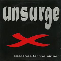 1999_Unsurge_Searches_For_The_Singer (Marc Wathieu) Tags: 1999 unsurge rock pop vinyl cover record sleeve music belgium coverart belgique pochette cd indie artwork vinylcover sleevedesign belgië