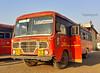 KALAMNOORI - KHAPARKHEDA (yogeshyp) Tags: msrtc maharashtrastatetransport kalamnooridepotbus