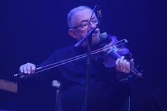 Northern Celtic Routes (2018) 05 - Aly Bain (KM's Live Music shots) Tags: folkmusic worldmusic greatbritain scotland shetlandislands northerncelticroutes alybain fiddle violin celticconnections oldfruitmarket