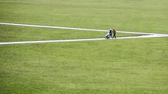 happiness is... (maotaola) Tags: smileonsaturday happinessis minimalismo minimal minimalism couple mostlygreen couplewalking ruleofthirds perfectcomposition greenwichpark cmwdgreen