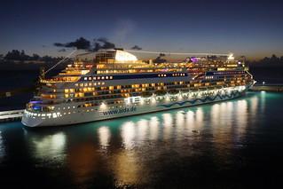 Aida Diva cruise ship
