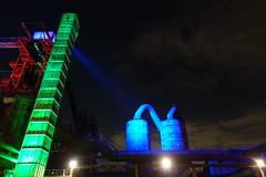 Landschaftspark Duisburg / Germany (frankmores) Tags: farben colors germany ruhrgebiet landschaftsparkduisburg
