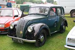 1948 Morris 8 (JYV 928) 900cc - Ashby Festival of Transport - Moira Furnace June 2017 (anorakin) Tags: morris 1948 morris8 jyv928 900cc ashbyfestivaloftransport moirafurnace june 2017