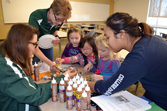 College of DuPage Engineering Club Hosts STEM Learning Event for Homeschoolers 2018 27 (COD Newsroom) Tags: collegeofduipage cod engineering engineeringclub homeschool stem science technology math campus glenellyn illinois il berginstructionalcenter college communitycollege education highereducation biotechnology chemicalengineering computerscience robotics computer dupage dupagecounty