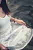 JO FOTOGRAFIA (josephanter) Tags: nails agua naturaleza nature vestido forest blanco girl talca chile session sky