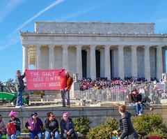 2018.01.20 #WomensMarchDC #WomensMarch2018 Washington, DC USA 2498