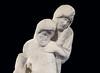 Pietà Rondanini # 4 (schreibtnix on 'n off) Tags: reisen travelling italien italy mailand milan kunst art museum skulptur sculpture michelangelo pietàrondanini olympuse5 schreibtnix