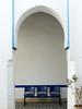 3 op een rij (Shahrazad26) Tags: bahiapalace palace qsar paleis palais marrakech marokko morocco maroc chairs chaises stoelen