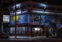 The hardware (karinavera) Tags: city night photography cityscape urban ilcea7m2 hardware sanfrancisco