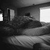 Sleepy Time (Chris Lakoduk) Tags: longexposurephotography nightphotography sleeping sleepy time rest photography blackandwhite monochrome nikon