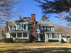 A Green House (esywlkr) Tags: house green residence building haywoodcounty northcarolina