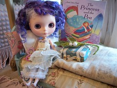 """Periwinkle and the Pea""......"