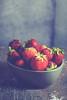 Strawberry (Manuela Bonci Photography) Tags: food foodph foodphotography foodphotographer foodblogger foodblog foodporn foodlovers nikon manuelabonci fotografia macro closeup cibo colazione cake