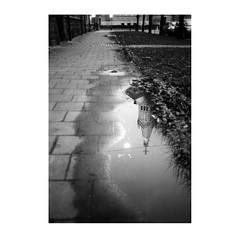 Som Kertesz (MilosHortagaard) Tags: black white photos olympus 35rc ilford hp5 400 malmö kyrka
