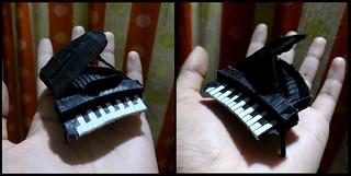 ORIGAMI PIANO (V2)