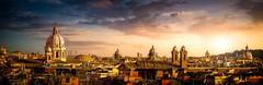 Rome Wasn't Built in a Day (Juan Figueirido) Tags: roma rome lazio panoramaderoma romepanorama italia italy travel summer holidays vacaciones vacations tourism